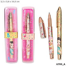 Ручка ТОР Model в подарочном футляре Tropic ( ТОП Модель ручка от Depesche 6709-A )