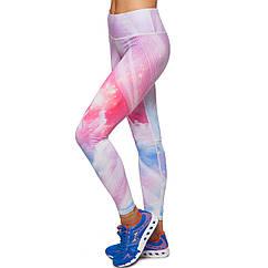 Лосины для фитнеса и йоги planeta-sport Domino YH67 L рост 170-180 Разноцветный