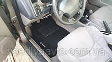 Водительский ворсовый коврик Nissan Primera P10/P11