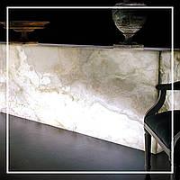 Оникс с подсветкой., фото 1