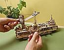 Механические 3D пазлы UGEARS - «Научно-исследовательское судно», фото 6