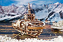 Механические 3D пазлы UGEARS - «Буксир», фото 5