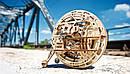 Механические 3D пазлы UGEARS - «Моноколесо», фото 3