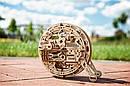 Механические 3D пазлы UGEARS - «Моноколесо», фото 4