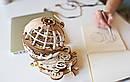 Механические 3D пазлы UGEARS - «Глобус», фото 6
