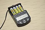 Аккумулятор PKCELL АА 2800mAh 4шт в блистере реальная емкость, фото 4