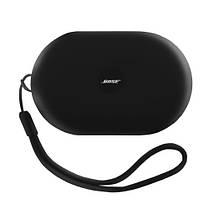 Бездротові bluetooth-навушники Bose SoundSport Air з кейсом Black, фото 3