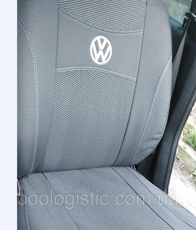 Авточехлы Nika на Volkswagen Polo 5 sedan 2009-2015 раздельная,Фольксваген Поло 5