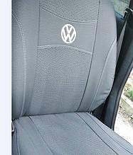 Авточохли Nika на Volkswagen Polo 5 sedan 2009-2015 роздільна,Фольксваген Поло 5