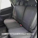 Авточехлы Nika на Volkswagen Polo 5 sedan 2009-2015 раздельная,Фольксваген Поло 5, фото 10