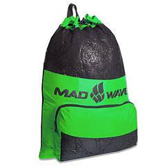 Рюкзак-мешок planeta-sport MadWave M111705 VENT DRY BAG 65х48,5см Зеленый