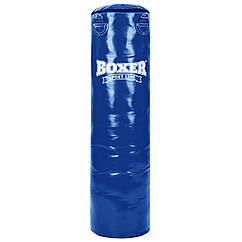 Мешок боксерский planeta-sport Цилиндр ПВХ h-120см BOXER Классик 1003-02 Синий