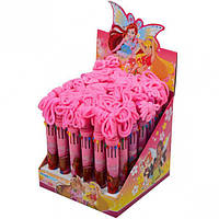"""От 12 шт. Ручка детская с канатиком 10 цветов """"Винкс"""" BP961 купить оптом в интернет магазине От 12 шт."""