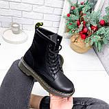 Ботинки женские Klara черный ДЕМИ 2783, фото 5