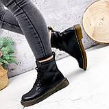 Ботинки женские Klara черный ДЕМИ 2783, фото 7