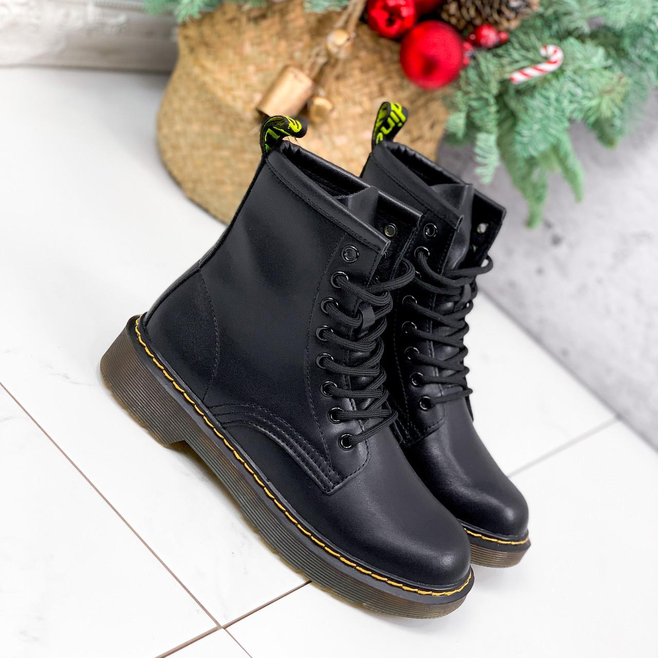 Ботинки женские Klara черный ДЕМИ 2783
