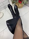 Ботфорты Stans черные ЗИМА 2785, фото 5