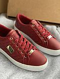 Красные яркие кроссовки, кеды новые Guess, фото 6