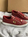 Красные яркие кроссовки, кеды новые Guess, фото 7