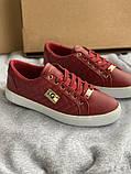 Красные яркие кроссовки, кеды новые Guess, фото 4