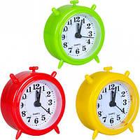 От 4 шт. Настольные часы - будильник 8836/Х2-14 9*8*3 см купить оптом в интернет магазине От 4 шт.