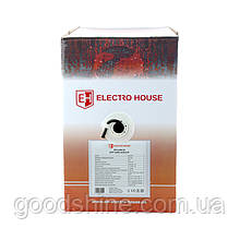 ElectroHouse Кабель UTP 4х2х0,51 CCA черный (наружный монтаж)