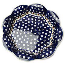 Фруктовница / конфетница, керамическое блюдо 26,5 Вишенки, фото 3