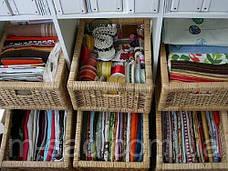 Лотки плетені та лози 50*40*25, фото 2