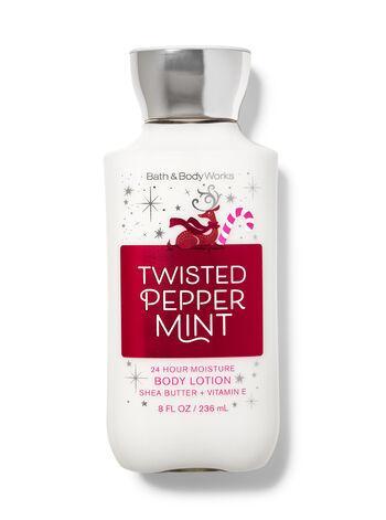 Зволожуючий лосьйон для тіла Bath & Body Works - Twisted Peppermint