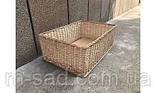 Лотки,ящики,короба плетеные и лозы 50*50*25, фото 2