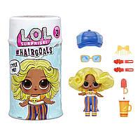 L.O.L. Surprise Hairgoals Series 2 ЛОЛ Модный стиль Оригинал MGA 2 волна