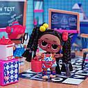 Ігровий набір з лялькою оригінал ЛОЛ з волоссям 2 L. O. L. S5 W2 Модні зачіски LOL Surprise Hairgoals, фото 3