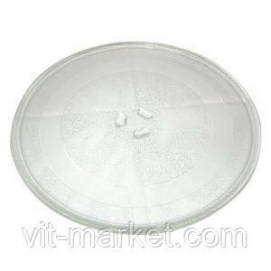 Оригинал. Тарелка для СВЧ SAMSUNG (САМСУНГ) диаметр 255 мм код DE74-00027A