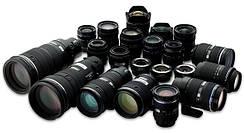 Об єктиви та фільтри для цифрових камер