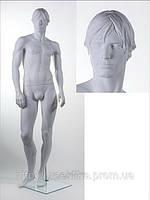 Манекен мужской ВА-04 head 6 ( белый RAL 9016)