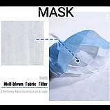 Медицинские маски 3 х слойные, фото 5