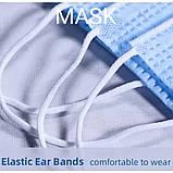 Медицинские маски 3 х слойные, фото 3