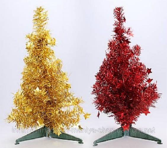 Декоративная елка на подставке, 40.5см