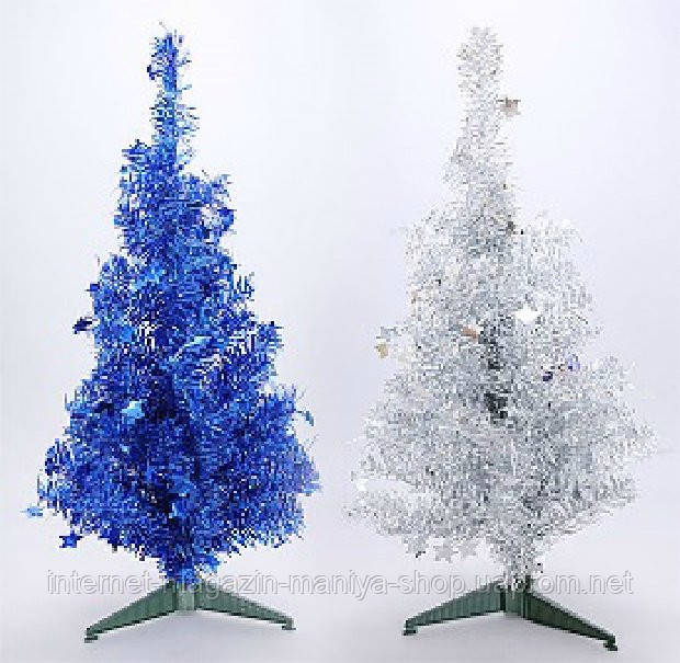 Декоративная елка на подставке, 56см