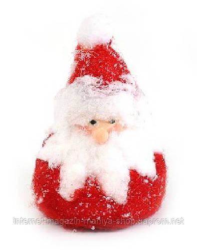 Новогодний декор Санта, 16см