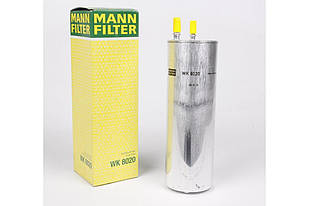 Фільтр паливний VW T5 2.5 08 - MANN-FILTER (Німеччина)