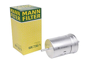 Фільтр паливний VW T5 2.0-3.2 MANN-FILTER (Німеччина)