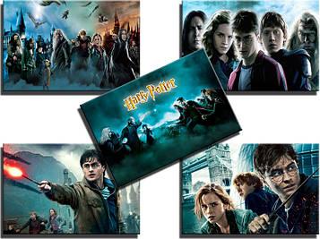 """""""Гарри Поттер"""" - Наклейка Герои 11,5*7,5 см."""