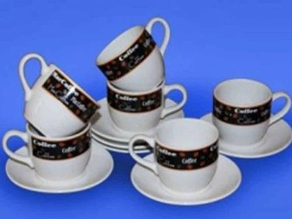 Сервиз чайный Авангард 12 предметов, фото 2