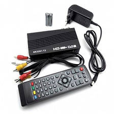 Цифровой телевизионный приемник WIMPEX WX 3201-T2 DVB, фото 3