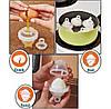 Яйцеварка-формы для варки яиц без скорлупы Eggies, фото 3