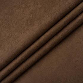 Ткань для мебели, искусственная замша Лора орехового цвета