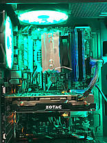 Golden 5LED Fan Tower / Intel Core i5-6500T (4 ядра по 2.5 - 3.1 GHz) / 16 GB DDR4 / 240 GB SSD+1000 GB HDD /, фото 3