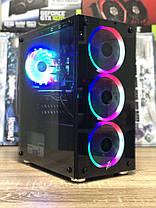 1Stplayer X2-R1 RGB LED 4Fan Tower NEW / Intel Core i5-3470T (2 (4) ядра по 2.9 - 3.6 GHz) / 8 GB DDR3 / 500, фото 3