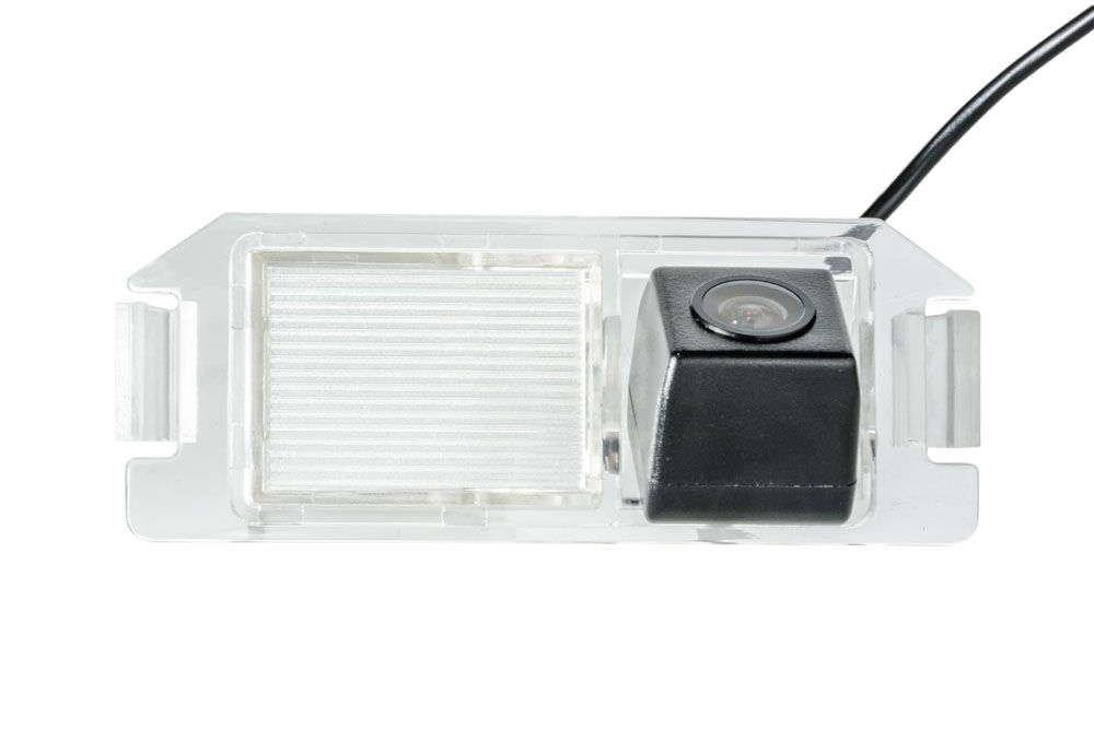 Штатная камера заднего вида Phantom CA-35+FM-05 (Hyundai/Kia)